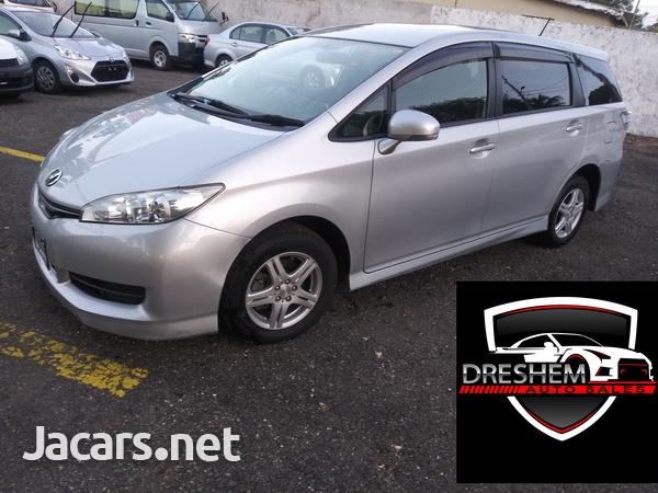Toyota Wish 1,8L 2015-1