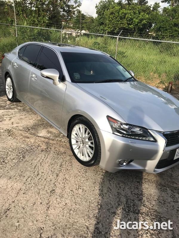 Lexus GS 2,0L 2013-1