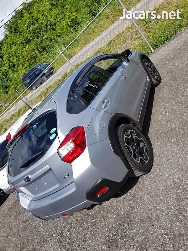Subaru Impreza 2,0L 2015-6
