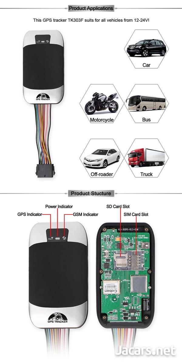 GSM/GPRS/GPS VEHICLE TRACKER-6