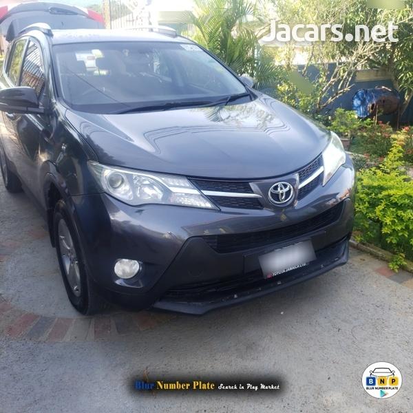 Toyota RAV4 2,5L 2015-1