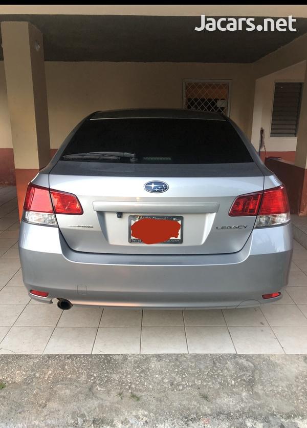 Subaru Legacy 2,5L 2014-10