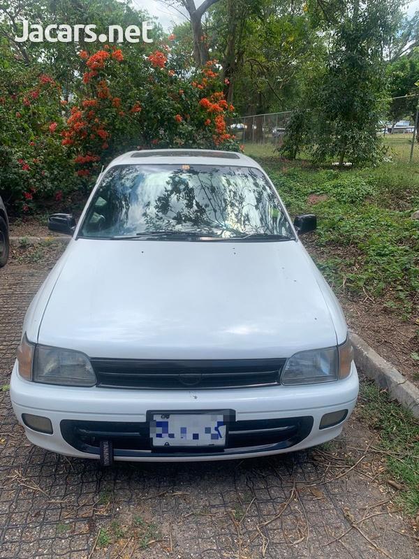 Toyota Starlet 1,5L 1990-4