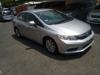 Honda Civic 1,5L 2013