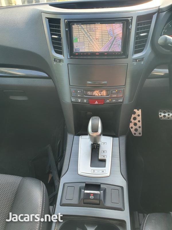 Subaru Outback 2,5L 2013-10