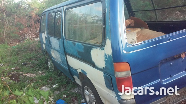 Hiace bus scrapping-4
