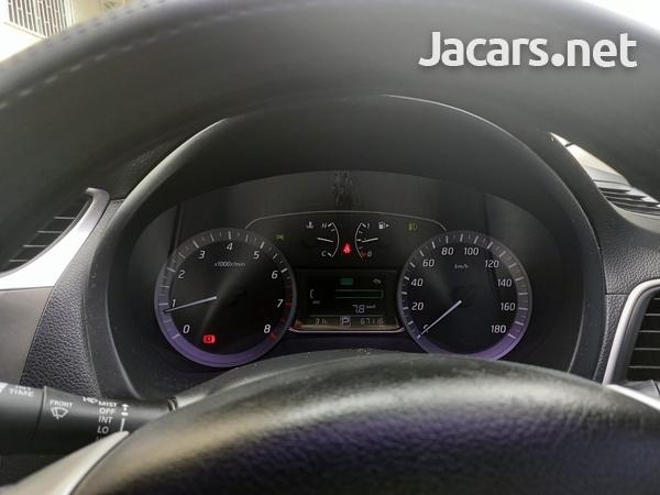 Nissan Sylphy 1,8L 2014-7