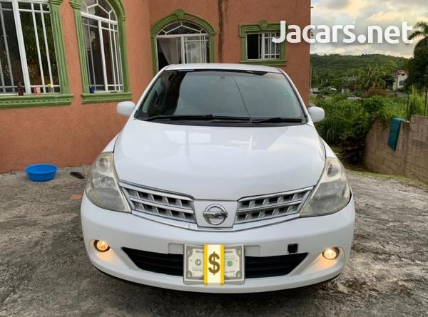Nissan Tiida 1,9L 2009-5