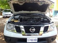 Nissan Frontier 2,0L 2014