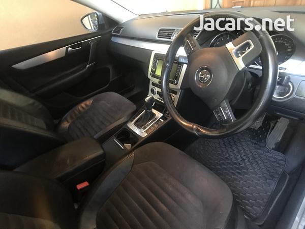 Volkswagen Passat 2,0L 2012-13