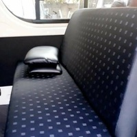 We make and install bus seats for hiace ans caravan