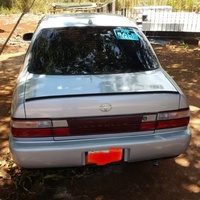 Toyota Corolla 1,9L 1993