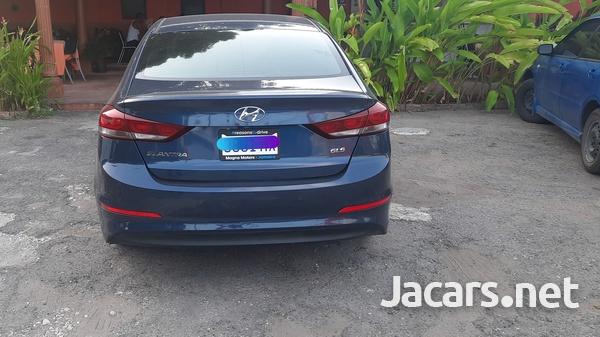 Hyundai Elantra 1,6L 2018-2