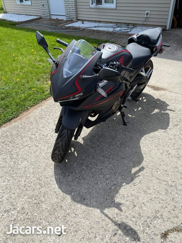 2020 Honda cbr 600r ABS-2