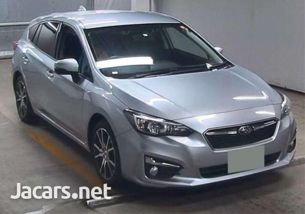 Subaru Impreza 2,0L 2017-1