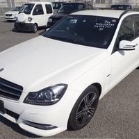 Mercedes-Benz C-Class 1,8L 2014