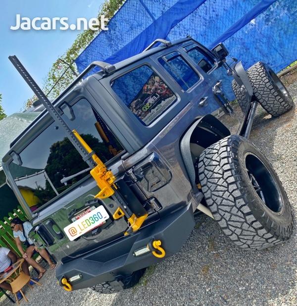 Jeep Wrangler Sport Unlimited 2,0L 2018-3