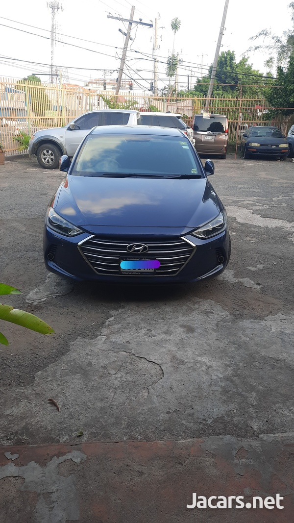 Hyundai Elantra 1,6L 2018-1