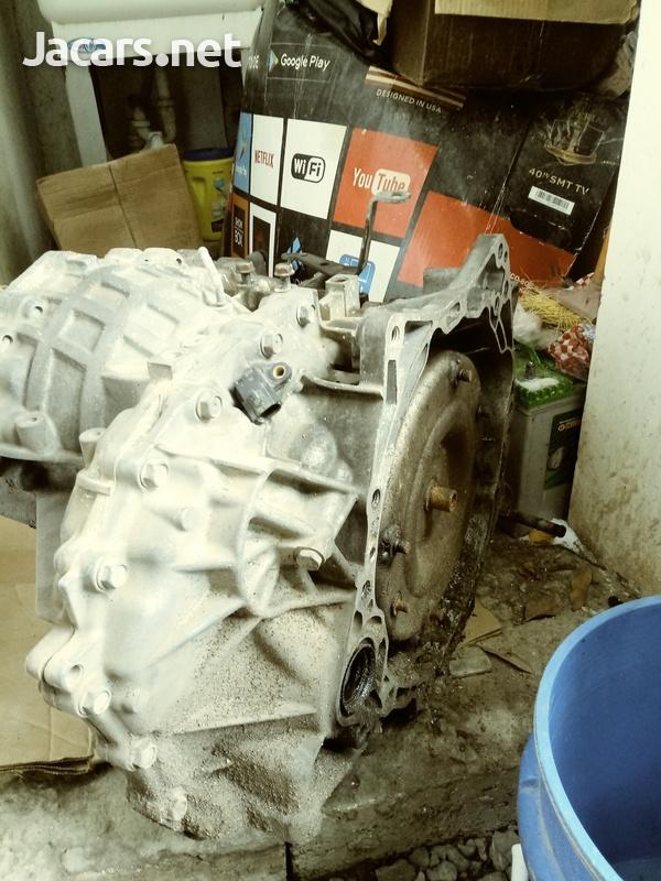Mr20 engine Transmission... Working condition-2
