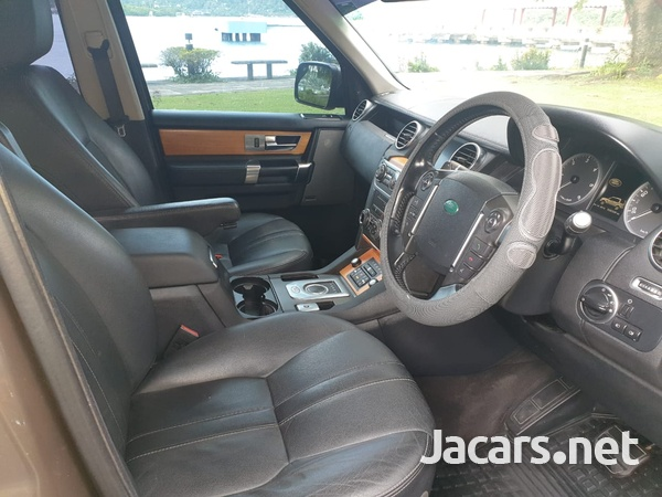 Land Rover Discovery Sport 3,0L 2013-4