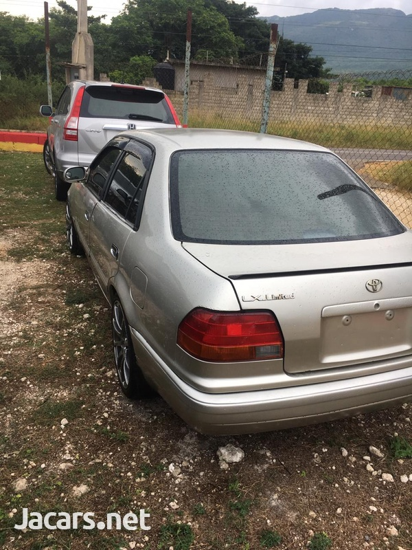 Toyota Corolla 1,8L 1995-1