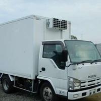 2008 Isuzu elf Freezer Truck