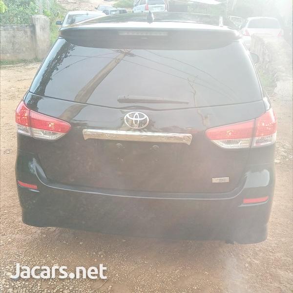 Toyota Wish 1,8L 2010-11