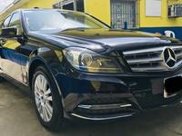 Mercedes-Benz C-Class 1,8L 2013