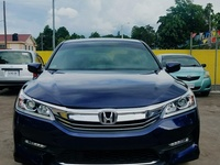 Honda Accord 2,4L 2017