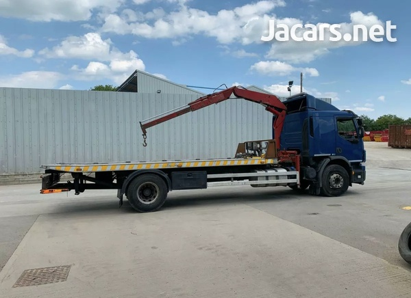 Volvo FE280 Truck-1