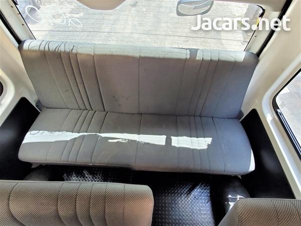 Toyota Hiace 2,9L 2010-13