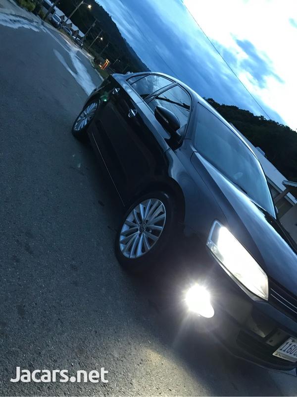 Volkswagen Jetta 1,4L 2014-7