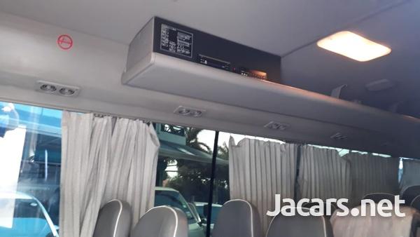 2009 Toyota Coaster Bus-1