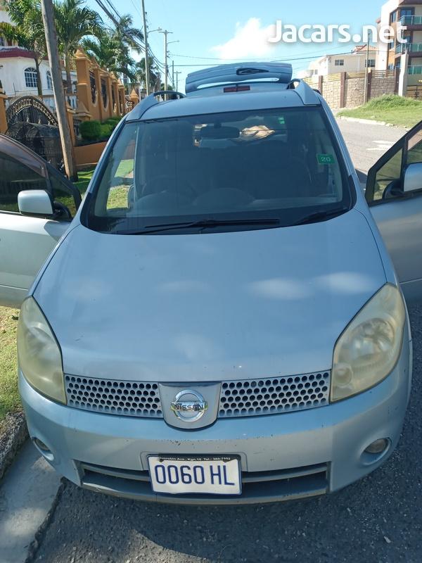 Nissan LaFesta 1,4L 2007-3