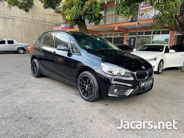 BMW 2-Series 2,0L 2014-1