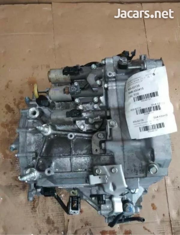 2014Honda Civic transmission automatic-5