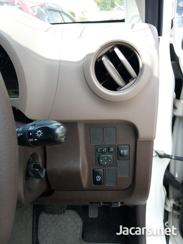 Toyota Passo 1,2L 2014-10