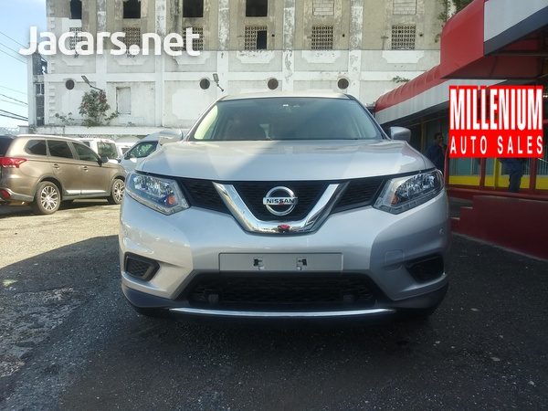 Nissan X-Trail 2,5L 2016-1