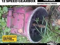 EATON 12 SPEED GEARBOX