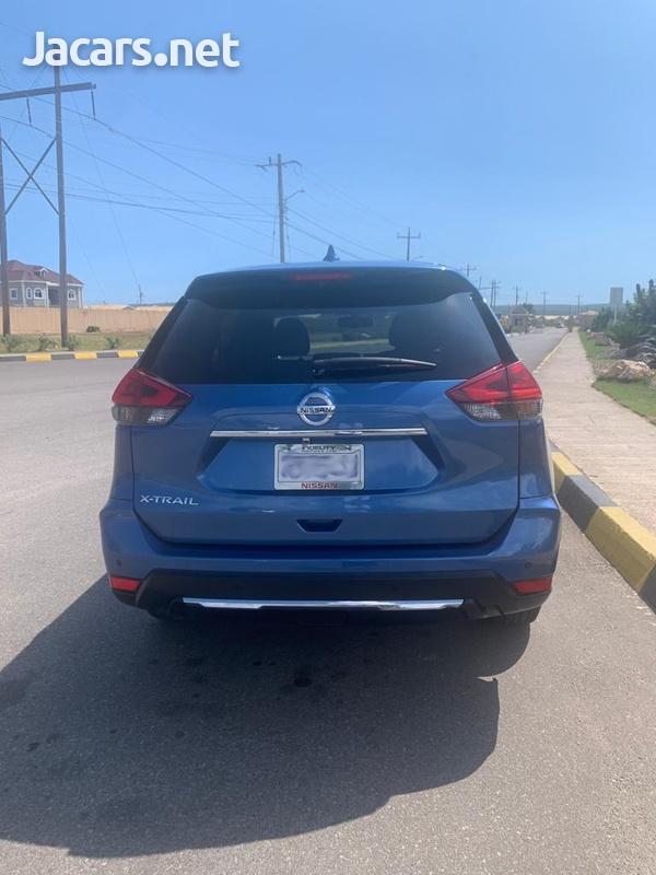Nissan X-Trail 2,0L 2020-2