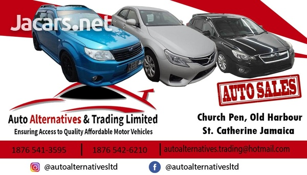 Auto Alternatives and Trading Limited