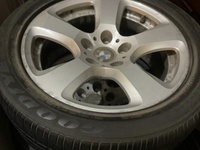 BMW Stock rims