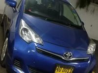 Toyota Ractis 2,0L 2012