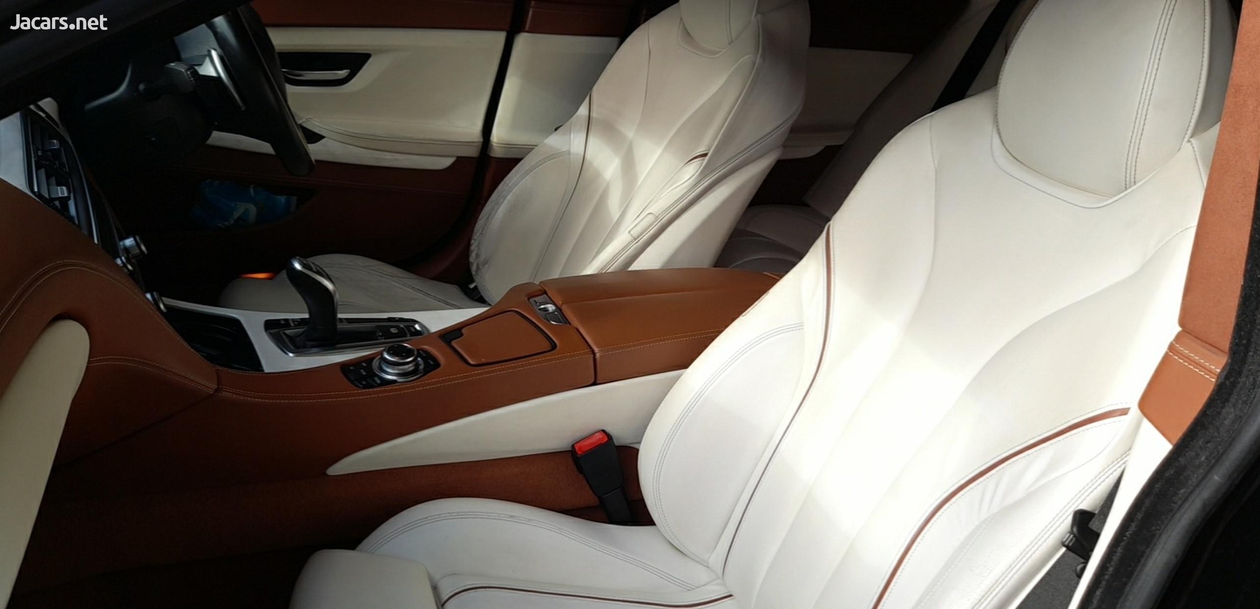 BMW 6-Series 3,0L 2012-6