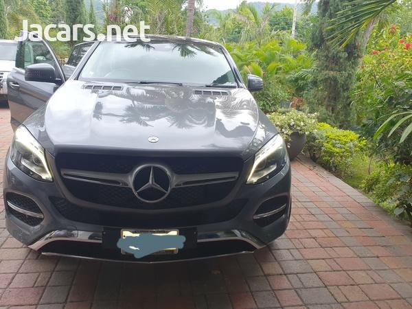 Mercedes-Benz GLE-Class 4,0L 2016-2