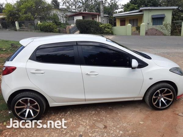 Mazda Demio 1,3L 2014-1