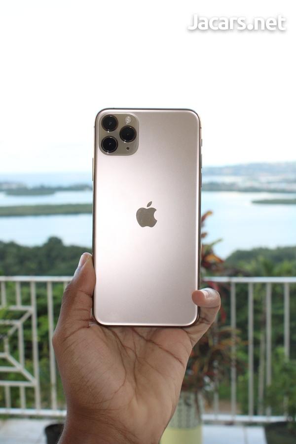 iPhone 11 Pro Max 256gb Mint Gold-1