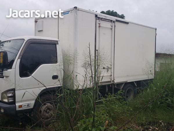 2007 Isuzu Box Truck-2