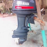 40HP Yamaha Outboard Engine 2018
