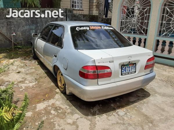 Toyota Corolla 1,4L 1999-2
